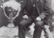 Карл Джорнс, победитель гонки Вильгельма Кайзера