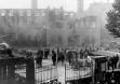 Пожар, уничтоживший большую часть завода Opel