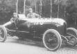 Карл Джорнс за рулем спортивного Opel