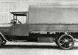Трехтонный грузовик Opel