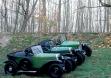 "Модель \""Древесная лягушка\"" - Opel Laubfrosch (Tree Frog)"