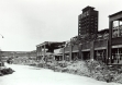 Разрушенный завод в Руссельхейме