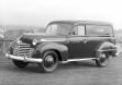 Opel Olympia, 1950
