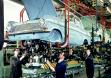 Финальная сборка Opel Kadett A на заводе в Бохуме