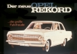 Реклама Opel Rekord