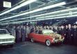 Миллионный Opel Kadett сходит со конвейера завода Бохум11 октября 1966 года