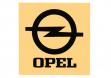 Квадратный логотип Компании Opel и дилерской сети