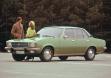 The Opel Rekord D люкс