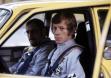 Вальтер Рорл (справа) и Йохен Бергер (слева) на Opel Ascona A в ралли-соревнованиях 1974 года