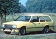 Универсал Opel Rekord E