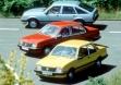Разные варианты кузова Opel Ascona C