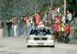 Вальтер Рорл и Кристиан Гайстдерфер выигрывают Чемпионат Мира по Ралли на Opel Ascona B 400 в 1982 году