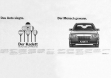 Реклама Opel Kadett E