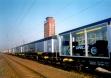 Поезд Opel Millennium в пути