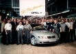 50-миллионный Opel Omega собрана на заводе в Руссельхейме 2 декабря