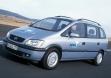 Opel Zafira CNG на природном газе