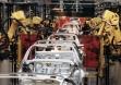Сборка кузовов на новом заводе