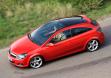 Opel Astra H GTC с панорамной крышей