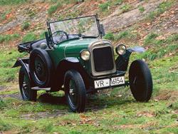 История Опель 1920-1930 года