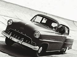 История Опель 1950-1960