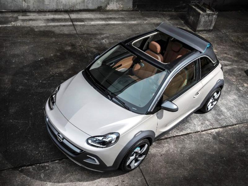 Opel Adam Convertible