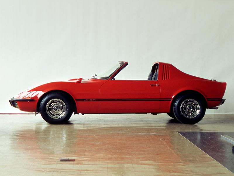 Opel GT Aero