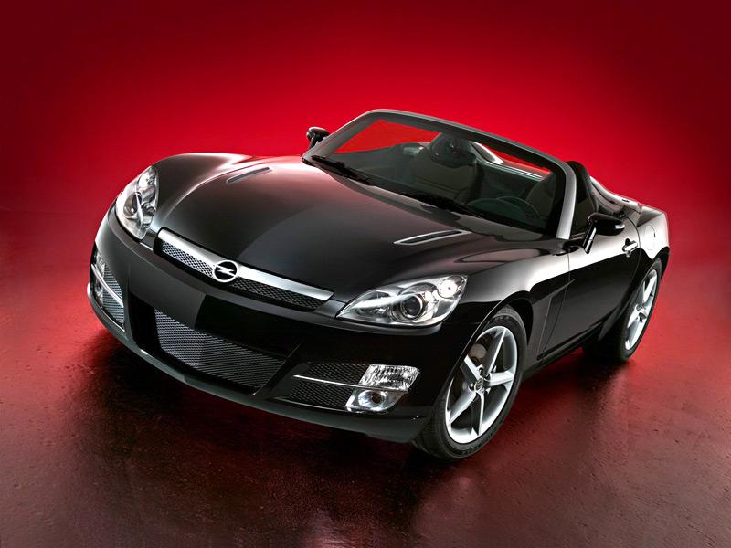 Opel GT (new)