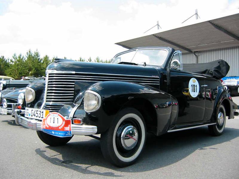 Opel Kapitän Cabriolet