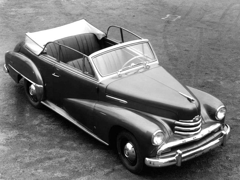 Opel Kapitan Cabriolet