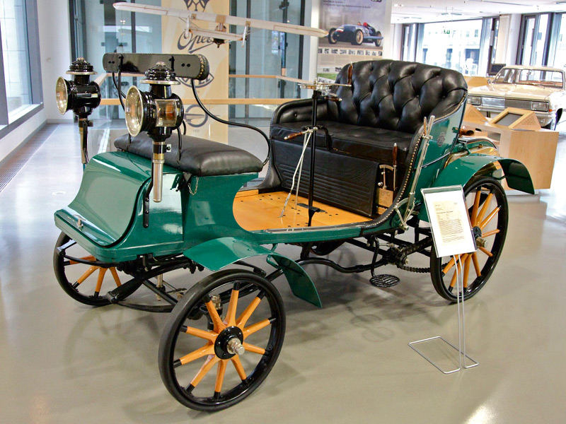 Opel Patent Motor Car