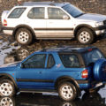 Обзор Opel Frontera