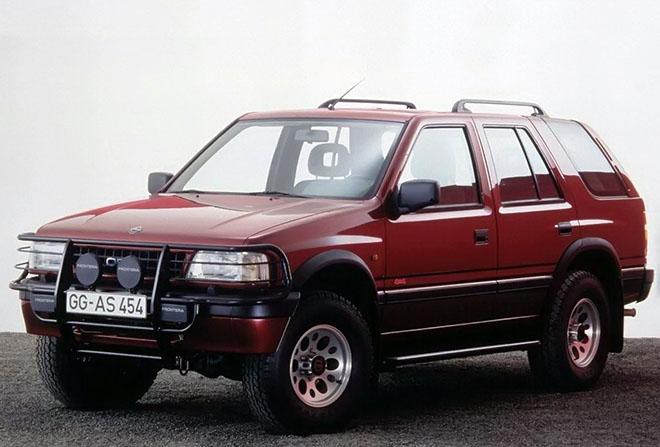 Опель Фронтера 1992-1998