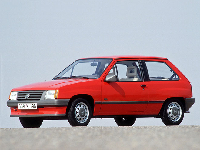 Opel Corsa A (1982–1993)