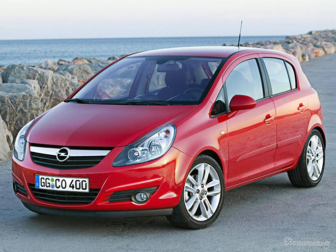 Opel Corsa D (2006–2010)