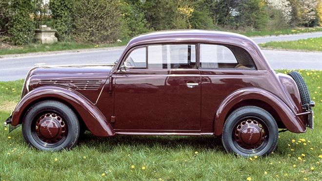 Opel Kadett - первое поколение