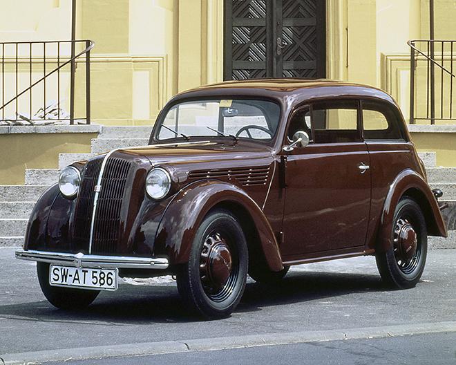 Opel Kadett 1937–1940 года выпуска