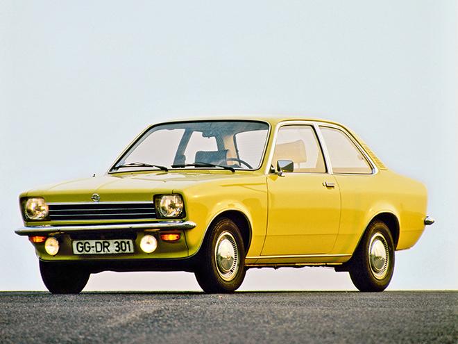 Opel Kadett третье поколение В