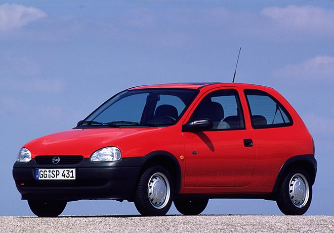 Opel Corsa B (1993–2000)