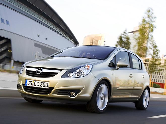 Opel Corsa D (2006–2010) кузов