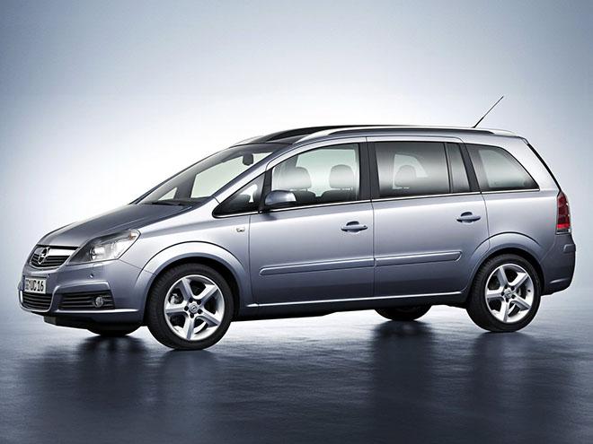 Opel Zafira B (2005–2008)