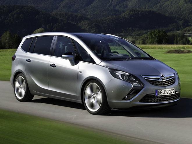 Opel Zafira С (2011–2016)