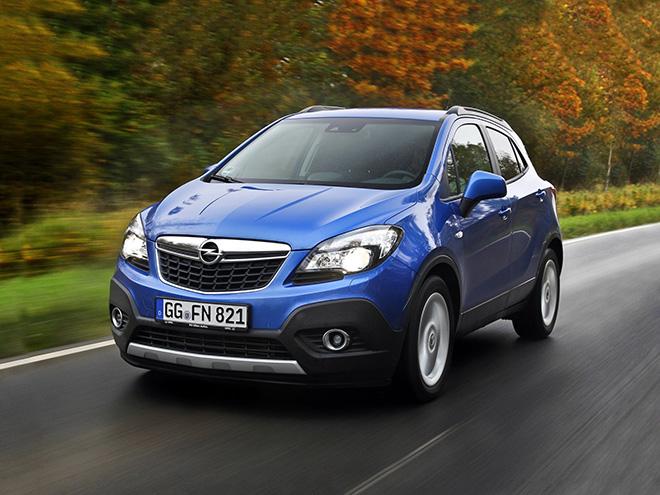 Описание Opel Mokka