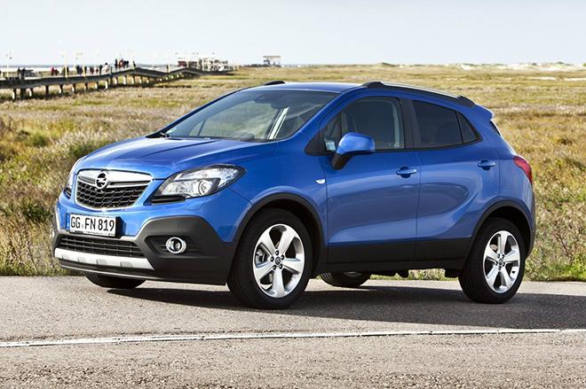Opel Mokka - хитовый кроссовер для каждого