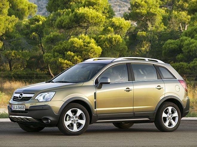 Opel Antara l (2006–2011)