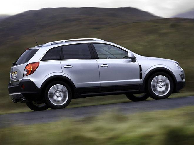 Характерные болячки Opel Antara